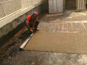 Pengertian Waterproofing Membrane Bakar