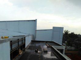 waterproofing membrane bakar