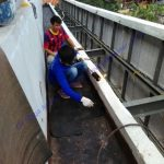 waterproosing dak dengan membrane