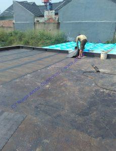 waterproofing membrane di rumah tinggal