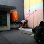 cara waterproofing coating