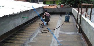 waterproofing membrane atap beton