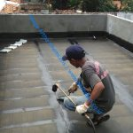 pasang waterproofing atap