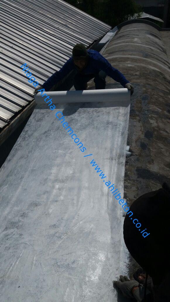 waterproofing coating atap rumah