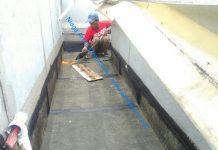 cara waterproofing membrane
