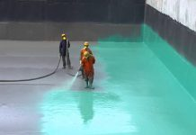 waterproofing polyurea coating