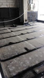 waterproofing membrane roof