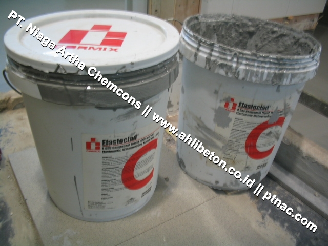 Material Waterproofing Coating Untuk Beton