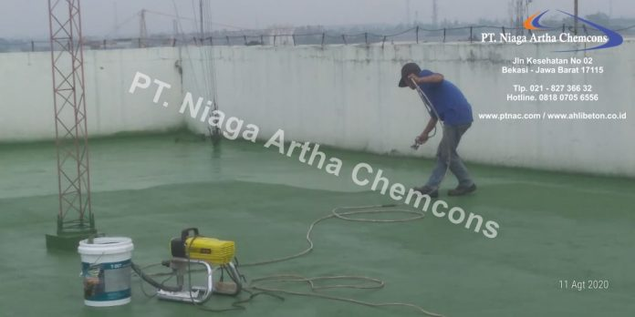 Mengenal Waterproofing Coating