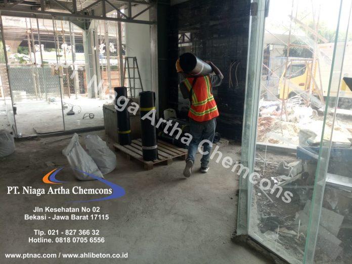 Membrane Bakar Waterproofing Murah