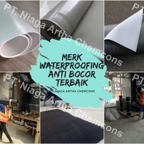 Merk Waterproofing Anti Bocor Terbaik