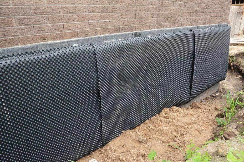 Pemasangan Waterproofing Membrane