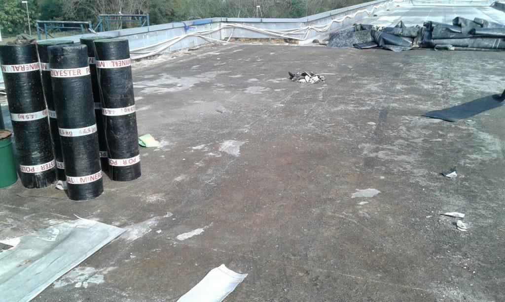 Bahan Dasar Material Waterproofing