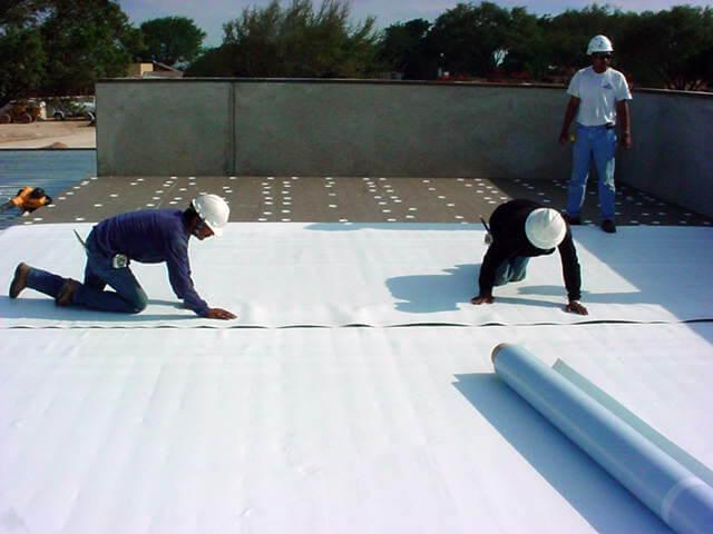 Waterproofing Atap Gedung