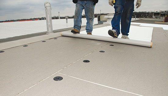 Waterproofing Rooftop Gedung