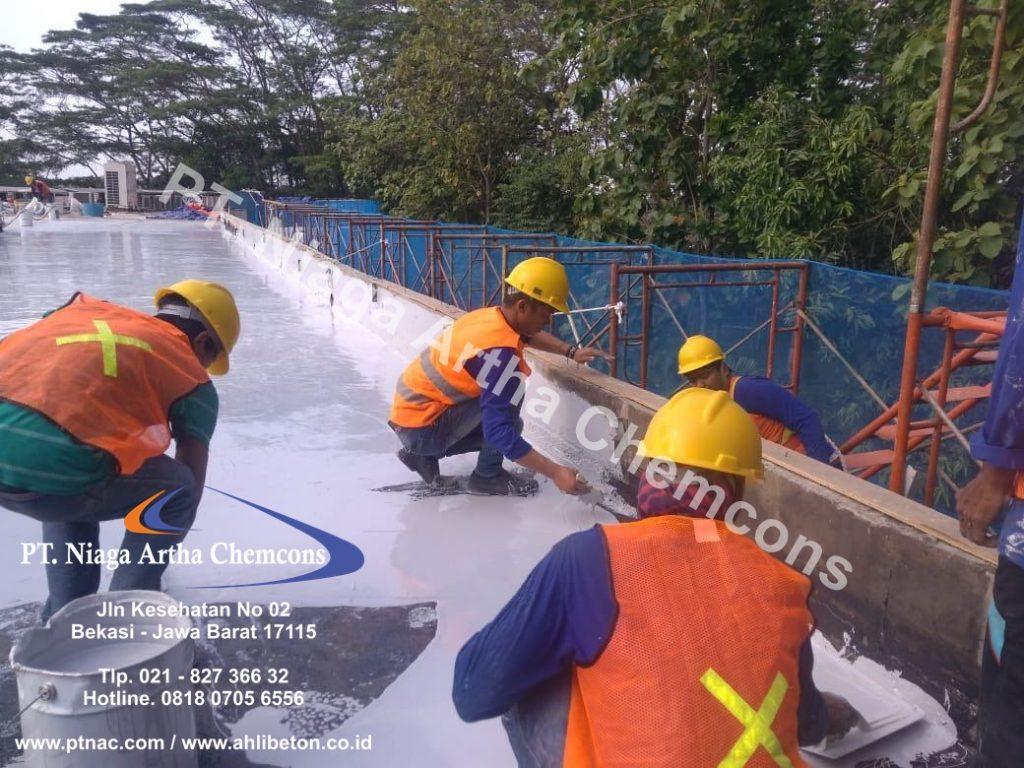 Waterproofing Coating Gedung