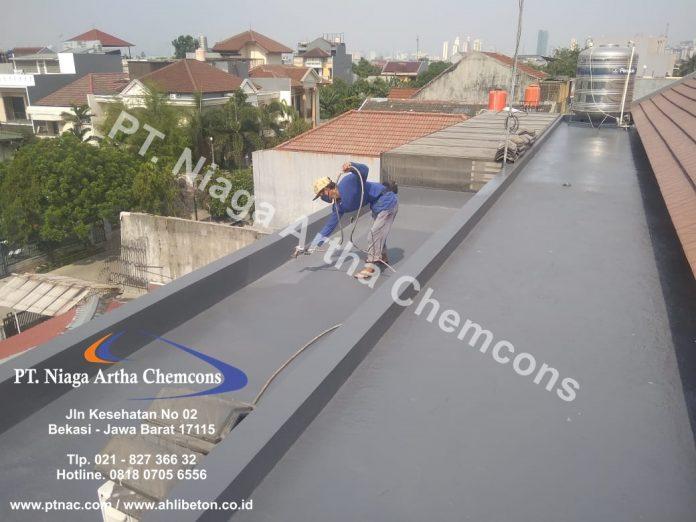 Solusi Memperbaiki Beton Bocor