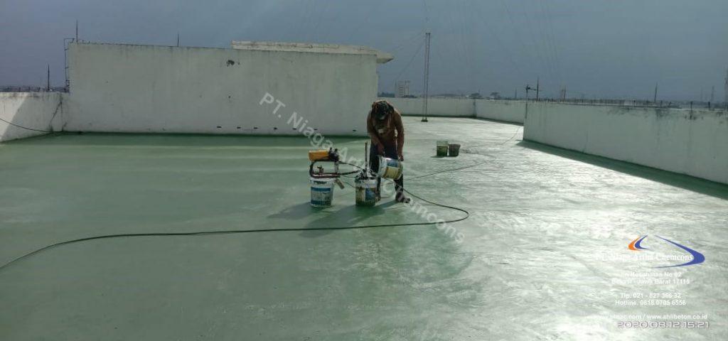 Kontraktor Waterproofing Coating Berkualitas