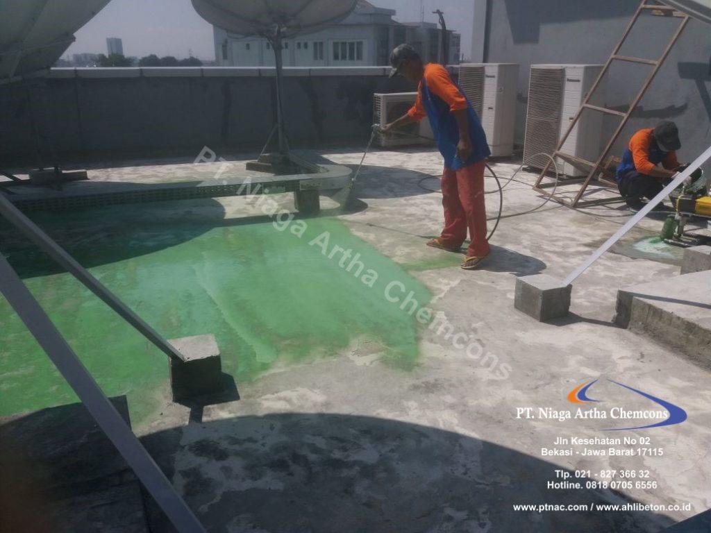 Waterproofing Coating Untuk Atap